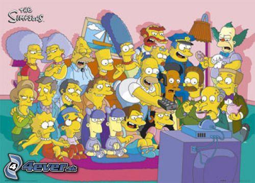 Simpsonovci Online